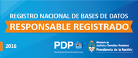 Registro Nacional de Base de Datos